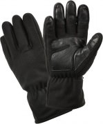 Rothco All-Weather Microfleece Gloves Black 3470