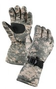 Rothco Extra-Long Insulated Gloves ACU Digital Camo 4755