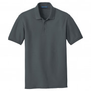 Port Authority Core Classic Pique Polo Graphite