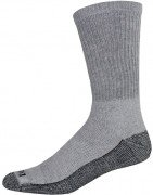 Dickies Dri-Tech Comfort Crew Socks Grey 6 pcs