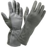 Rothco G.I. Type Flame & Heat Resistant Flight Gloves Foliage Green 3473