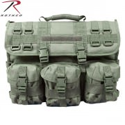 Сумка Rothco MOLLE Tactical Laptop briefcase - Foliage Green - 3131