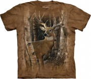 Футболка The Mountain - Birchwood Buck - 104002