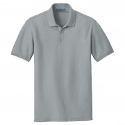 Port Authority Core Classic Pique Polo Gusty Grey