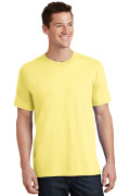 Port & Company Core Cotton Tee PC54 Yellow