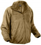 Rothco Generation III Level 3 ECWCS Fleece Jacket Coyote Brown 9734