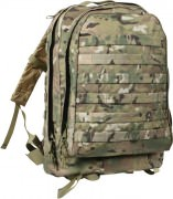 Рюкзак G.I. Plus™ MOLLE 3-Day Assault Pack - MultiCam™