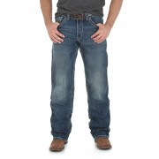 Wrangler® Rock 47® Relaxed Boot Cut Jean # Headliner