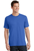 Port & Company Core Cotton Tee PC54 Royal