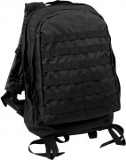 Rothco MOLLE II 3-Day Assault Pack Black 40139