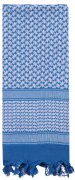 Rothco Shemagh Tactical Desert Scarf Blue/White - 8537