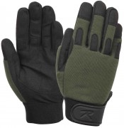Перчатки Rothco Lightweight All-Purpose Duty Gloves - Olive Drab - 4412