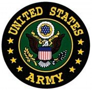 Rothco U.S. Army Seal Decal # 1226