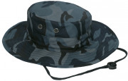 Rothco Adjustable Boonie Hat Midnight Blue Camo 52560