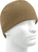 Шапка флисовая Rothco GI Type Polar Fleece Watch Cap - Coyote # 8460