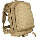 Рюкзак G.I. Plus™ MOLLE 3-Day Assault Pack - Coyote