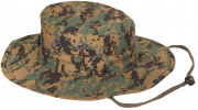 Rothco Adjustable Boonie Hat Woodland Digital Camo 52550