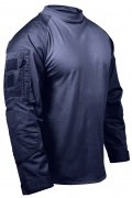 Rothco Military FR NYCO Combat Shirt Navy Blue 90035