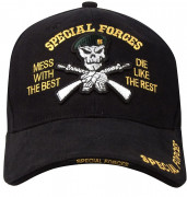 Rothco Deluxe Low Profile Special Forces Insignia Cap 9696