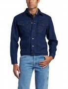 Wrangler® Western Unlined Jacket Denim - 74145PW