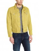 Levi's Men's The Trucker Jacket Sauterne/White/Stf
