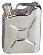 Rothco Stainless Steel Jerry Can Flask 643