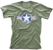 Rothco Vintage Army Air Corps T-Shirt Olive Drab 66300