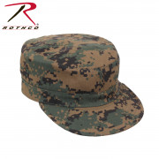 Rothco Adjustable Fatigue Cap Woodland Digital Camo