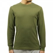 Rothco Thermal Knit Underwear Top Olive Drab 6440
