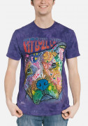 The Mountain T-Shirt Pitbull Luv 104257