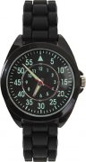 Часы Rothco Military Style Watch - Silicone Strap - 4337