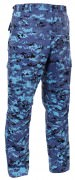 Rothco BDU Pants Sky Blue Digital Camo 99620