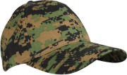 Rothco Supreme Camo Low Profile Cap Woodland Digital Camo 8184
