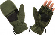 Rothco Fingerless Sniper Glove / Mittens Olive Drab 4396