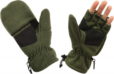 Rothco Fingerless Sniper Glove / Mittens Olive Drab 4396, фото