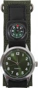 Часы Rothco Watch & Compass - Olive Drab - 4340