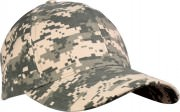 Rothco Supreme Camo Low Profile Cap ACU Digital Camo 8187